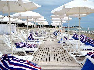 Пляжу Сочи Парк Отеля присвоена 1 категория