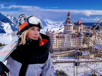 Зимний отдых в курортном Сочи